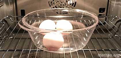 Egg i ovn