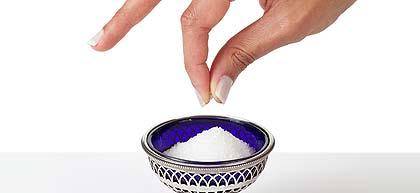 En klype salt