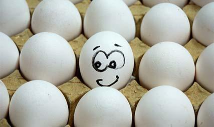 Skrelle egg