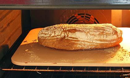 Steketid brød